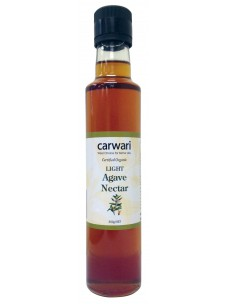 Carwari Agave Light Syrup 350ml